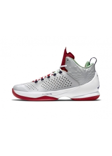 Nike Jordan Melo M11 X Carmelo Anthony Hare 篮球鞋(男)717101 015
