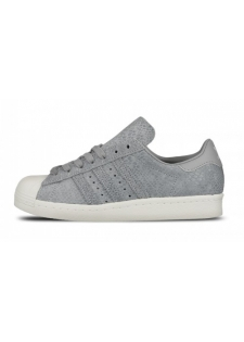 Adidas Wmns Superstar 80s 休闲鞋(女)-S81327
