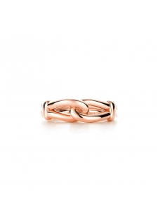 Tiffany&Co/蒂芙尼/PALOMA PICASSO® KNOT RING/戒指